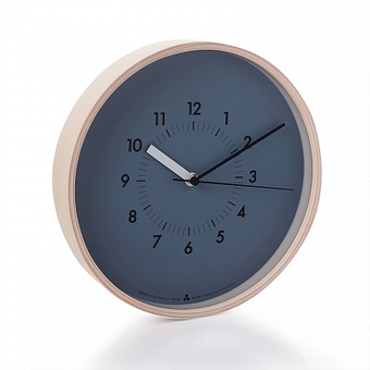 'Awa clock soso' Retro Clock