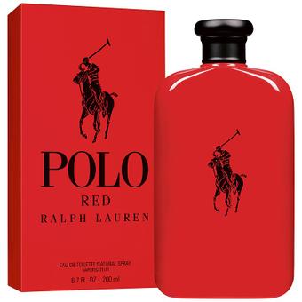 Profumo Polo Red 200 ml