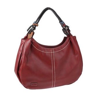 Royal Passion: Large Red Handbag