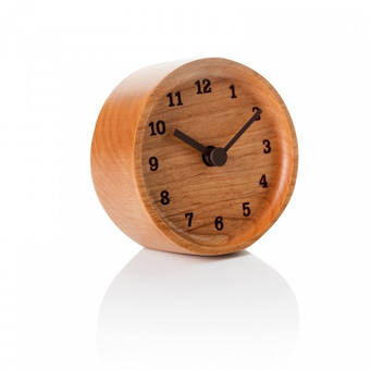 Table clock Muku by Lemnos
