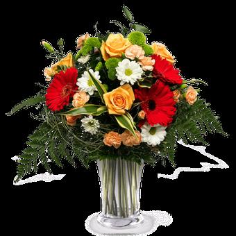 Free Spirit: Mixed Flowers