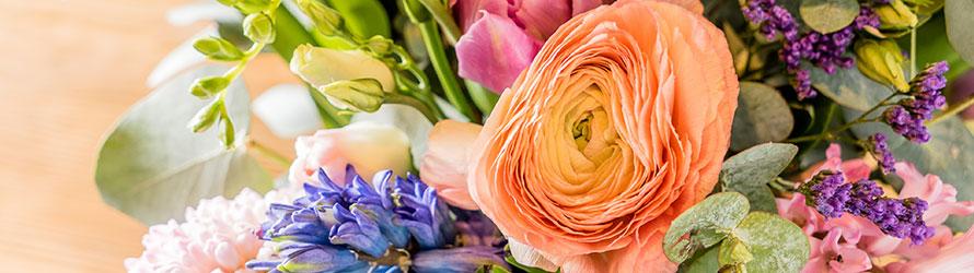 Flores más vendidas