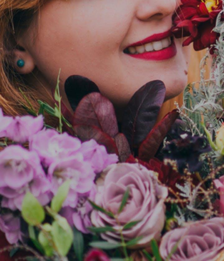 Remplissez de fleurs les anniversaires d'automne