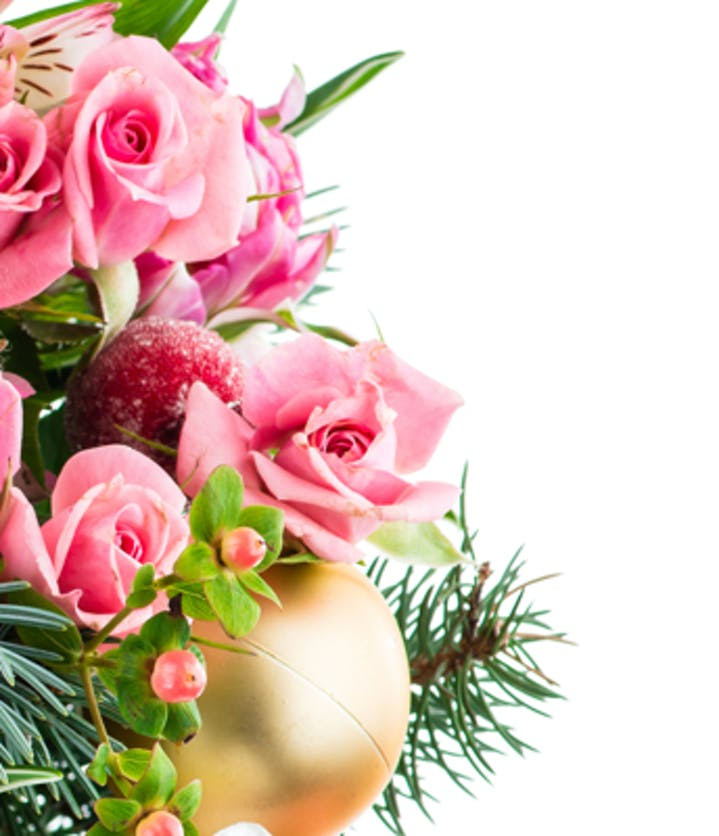 Liven up winter birthdays with fresh flowers