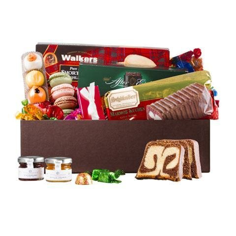 Geschenkkarton Süßigkeiten