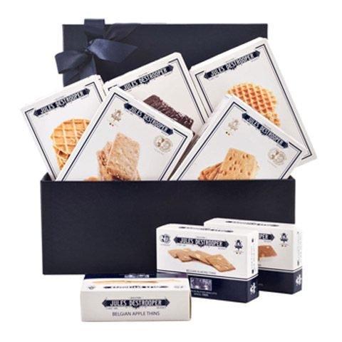 Box mit gemischten Snacks