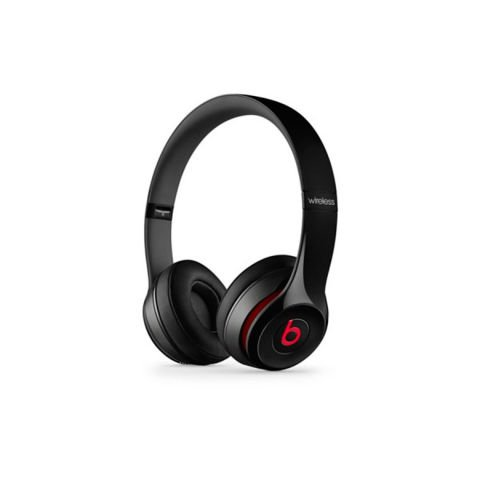 Wireless headphones Beats Solo2 with Bluetooth
