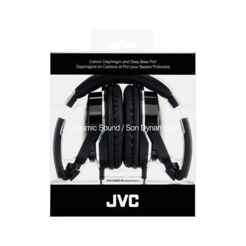 Casque audio Circum-aural JVC Noir