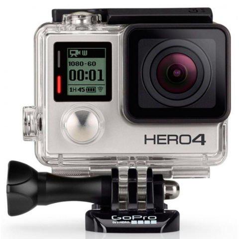 Kamera GoPro Hero4 Silver