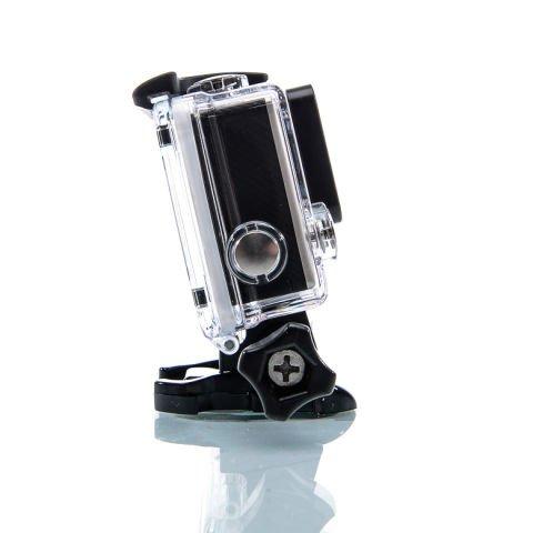Silver GoPro Camera Hero4