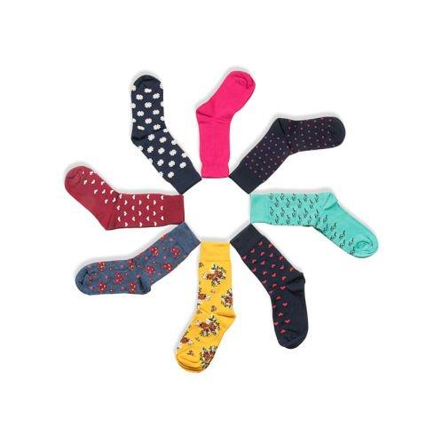 7+1 women's socks