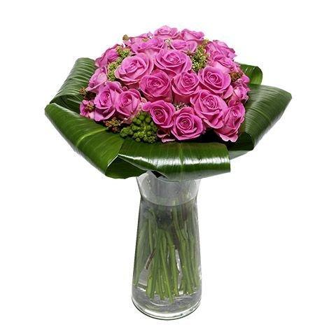 20 Olśniewające Różowe Róże