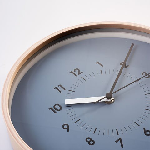 'Awa clock soso' Retro Clock