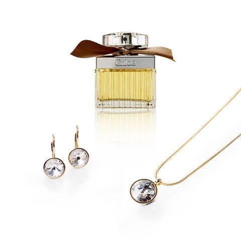 """""""Zawsze ona"""": biżuteria i perfumy"""