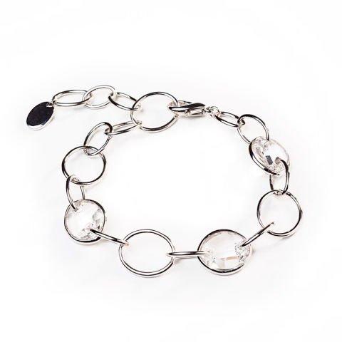 Armband mit Swarovski-Kristallen