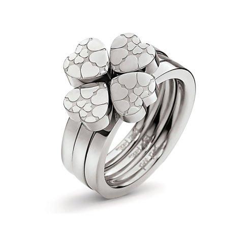Kleeblatt-Ring