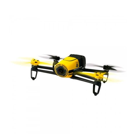 Gelbe Drohne Parrot Bebop