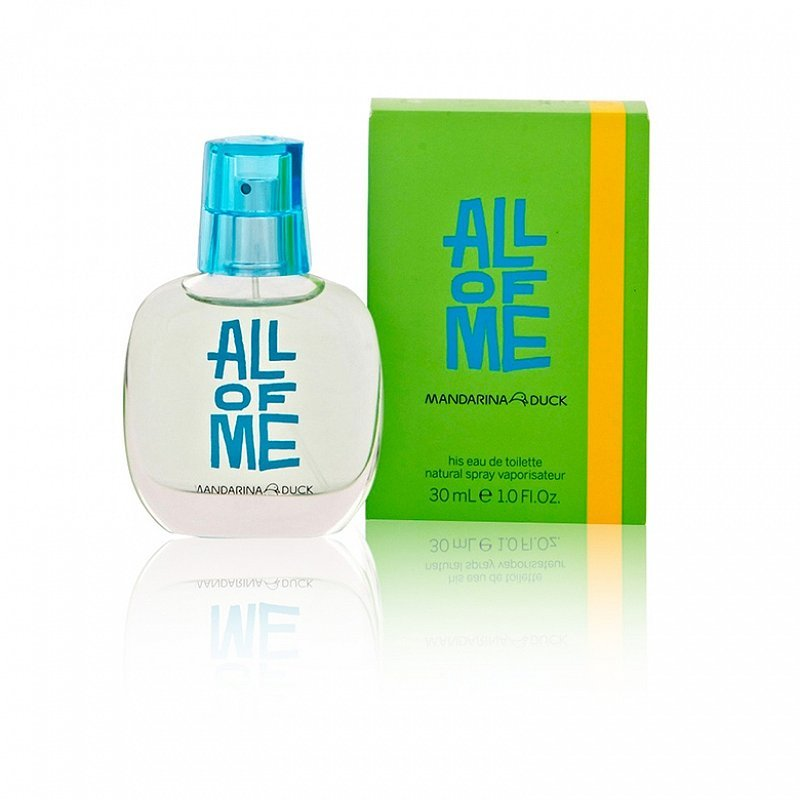 """All of Me"" di Mandarina Duck"