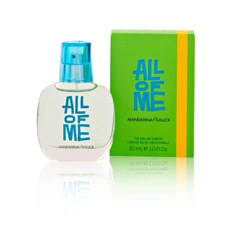 Parfum All of Me de Mandarina Duck