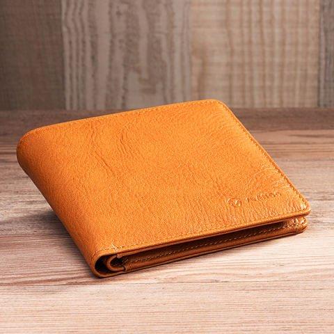 Brown Vlando men's wallet