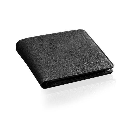 Schwarze Brieftasche für Herren von Vlando