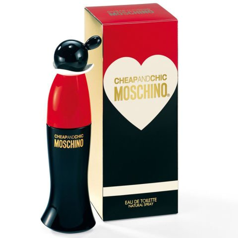 Cheap and Chic de Moschino 100ml