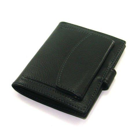 Portafoglio Nero Essenziale