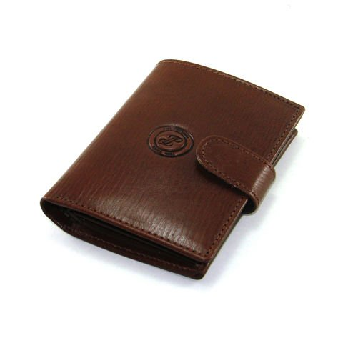 Brown Essentials Wallet