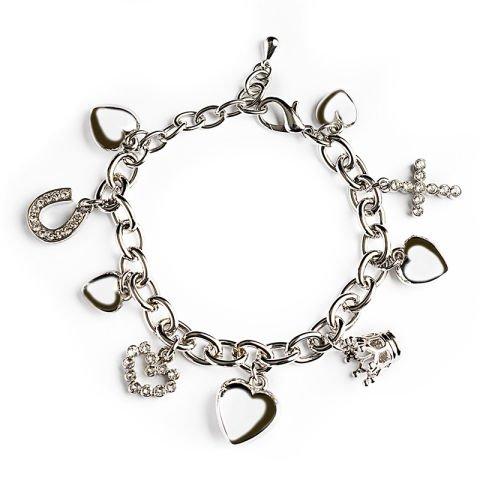 Elegant bracelet With Swarovski Crystals