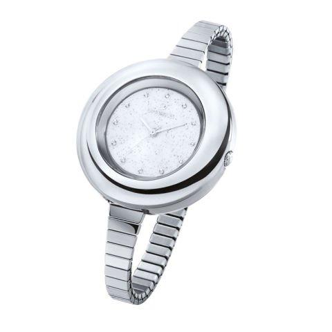 Reloj destellos plata