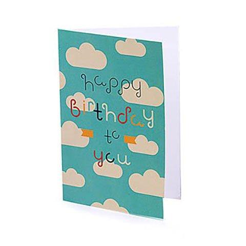 Feliz Cumpleaños en las Nubes