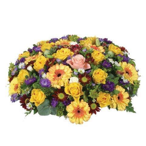 Jardin de Fleurs : Coussin Funéraire