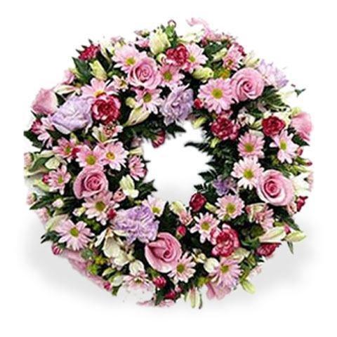 Fondest Farewell Wreath