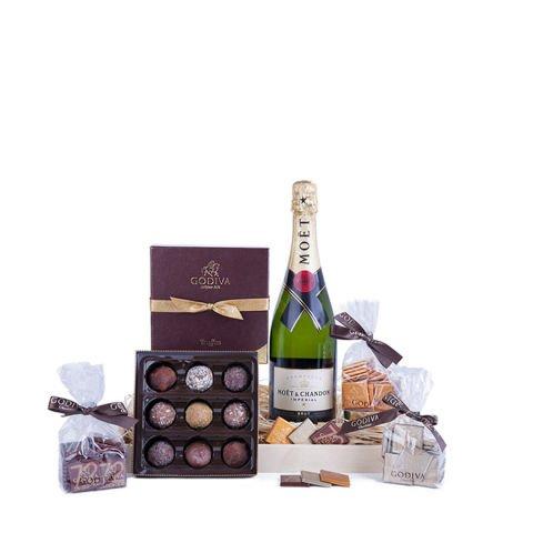 Palais Expert : Chocolats et Champagne