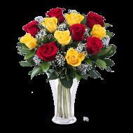Flamenco: Rosas Rosas e Amarillas