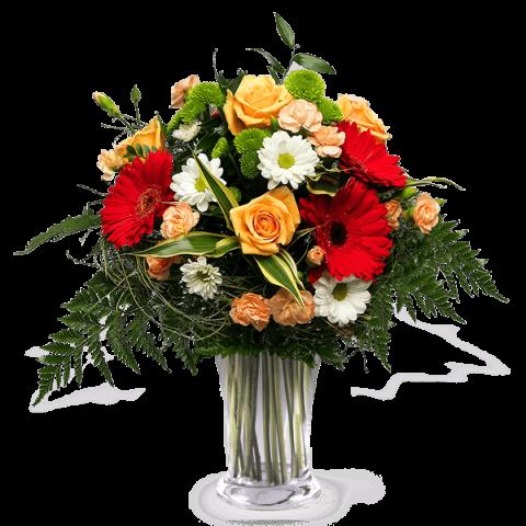 Esprit Libre : Fleurs Variées