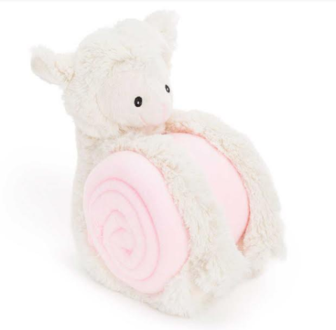 Couverture Lapin Rose