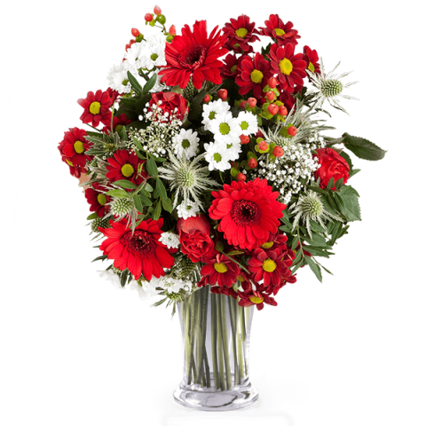Ramo De Flores Silvestres Comprar Flores Frescas Online Floraqueen