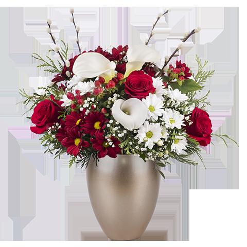 Armonía: Rosas y Calas
